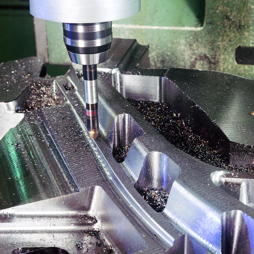 Фрезерная обработка металла на заказ